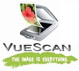Логотип к VueScan