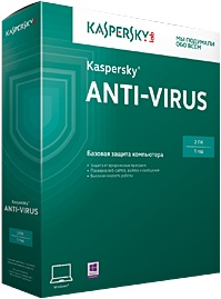 Логотип к Kaspersky Anti-Virus
