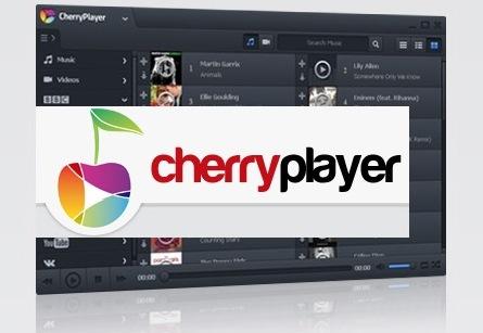 Логотип к CherryPlayer