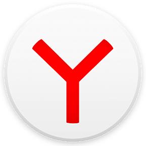Логотип Яндекс.Браузера